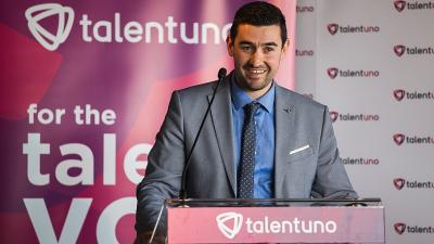 Kelliár Zsolt: 10 millió usert szeretnénk elérni a Talentuno-val