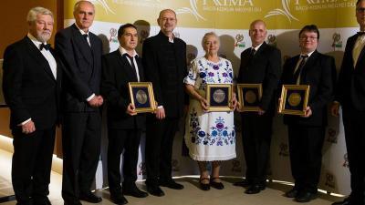 Ok vehették át a Prima díjat Bács-Kiskun megyében
