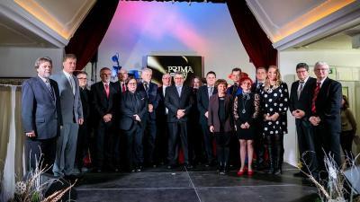 Egerben köszöntötték a VOSZ Heves megyei Prima díjasait