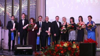 Gödöllon adta át a VOSZ a regionális Prima díjakat és a vállalkozói elismeréseket