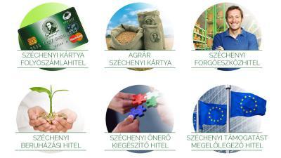 Négy új hitel a Széchenyi Kártya Programban